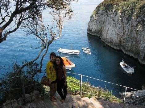 we make quite the rotic honeymooners