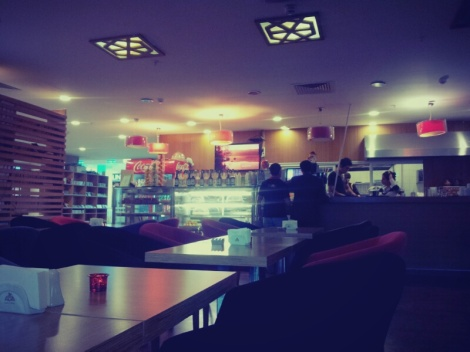 Ada Cafe in Erbil's Family Mall